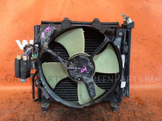 Радиатор кондиционера на Honda Civic Ferio EG8 D15B