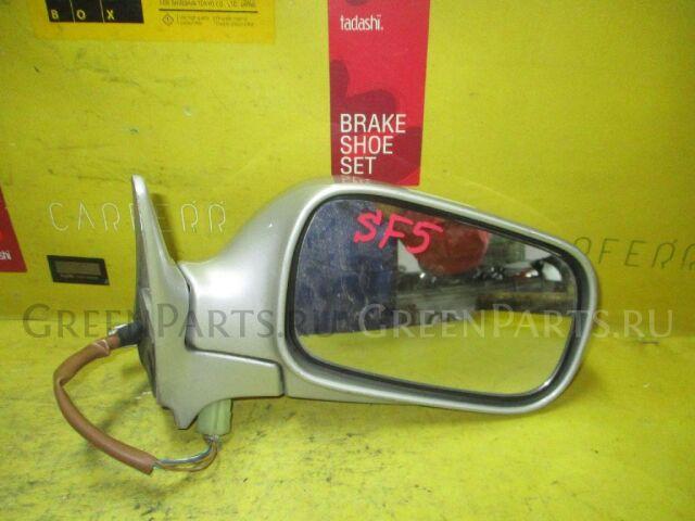 Зеркало двери боковой на Subaru Forester SF5