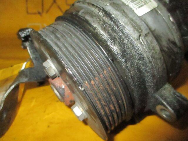 Насос гидроусилителя на Bmw 7-SERIES E65-HL62 N62B40A