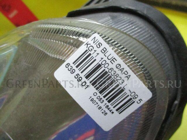 Фара на Nissan Bluebird Sylphy KG11 100-63823