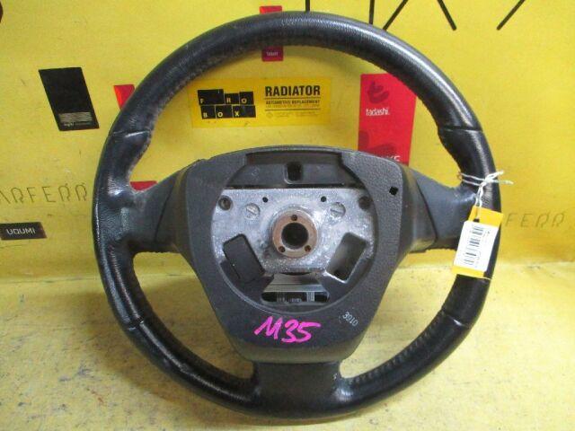 Руль на Nissan Stagea M35