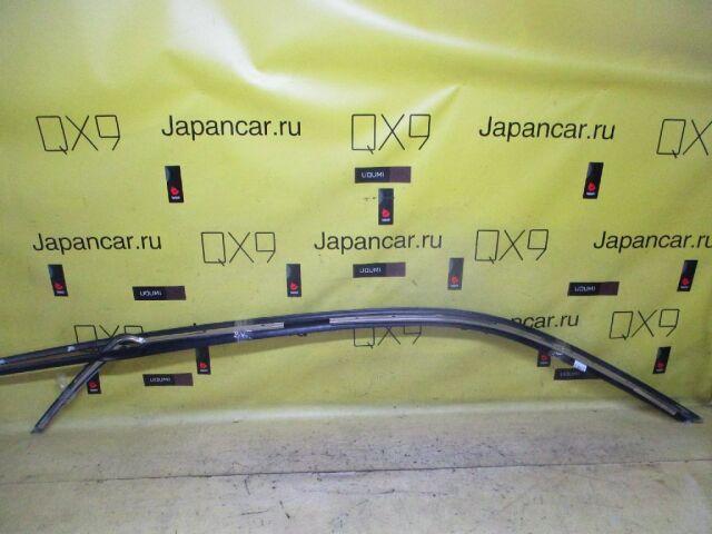 Ветровик на Subaru Legacy Wagon BP5
