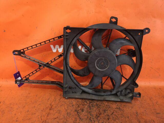 Вентилятор радиатора ДВС на Opel Astra