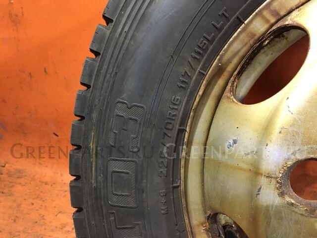 шины DUNLOP VINTER MAXX LT03 225/70R16LT зимние