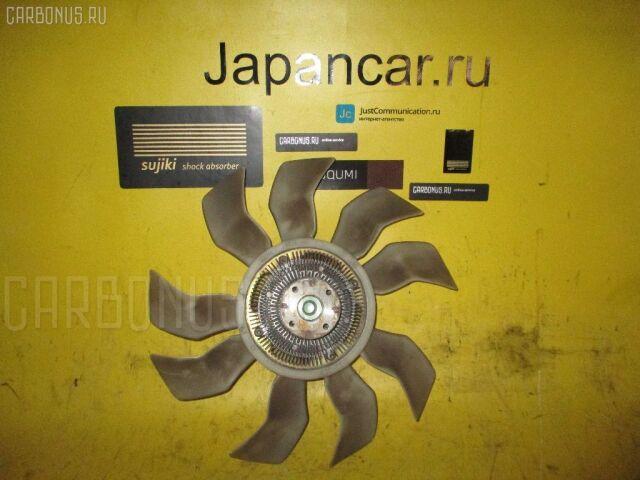 Вискомуфта на Nissan Laurel HC35 RB20DE