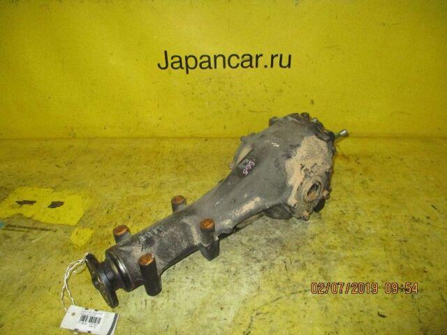 Редуктор на Subaru Forester SG5 EJ20T