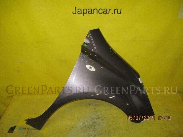 Крыло на Nissan Note E11