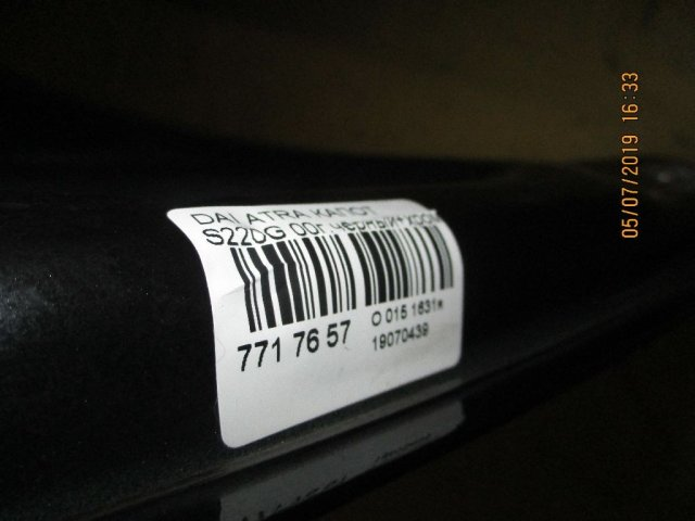Капот на Daihatsu Atrai Wagon S220G