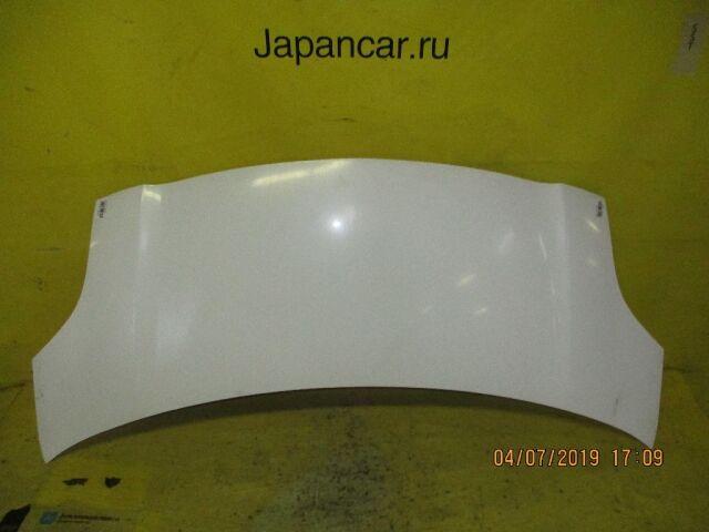Капот на Toyota Yaris NCP91L