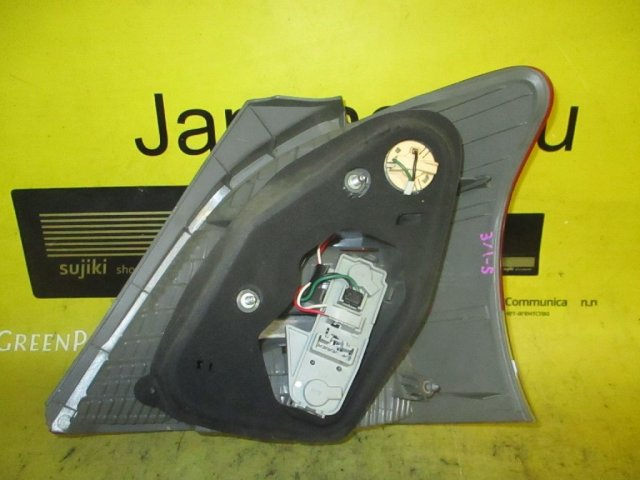 Стоп на Toyota Vitz KSP90 52-185