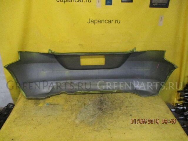 Бампер на Suzuki Swift ZC72S