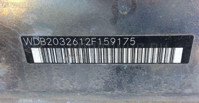 Лямбда-зонд на Mercedes-benz C-CLASS STATION WAGON S203.261 112.912