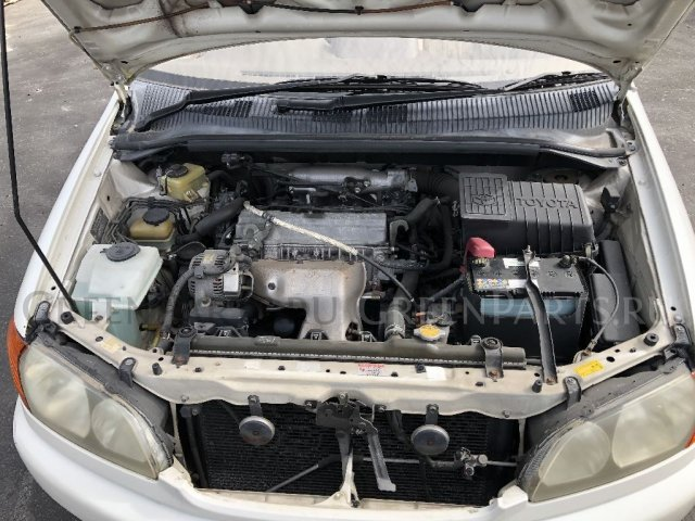 Патрубок радиатора двс на Toyota Ipsum SXM10G, SXM15G 3S-FE