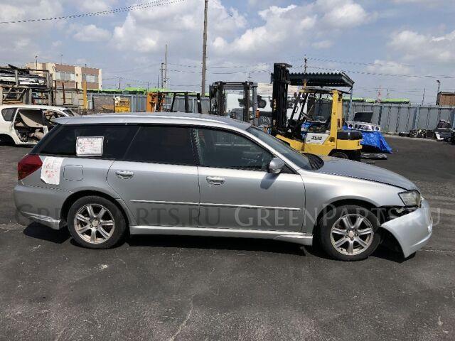 Генератор на Subaru Legacy Wagon BP5 EJ203