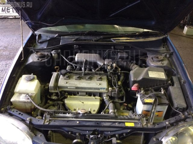 Крышка топливного бака на Toyota Alphard ANH10W