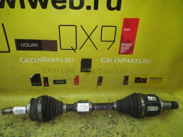 Привод на Lexus CT200h ZWA10, ZWA10L 2ZR-FXE