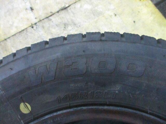 шины BRIDGESTONE W300 145/0R12LT6P