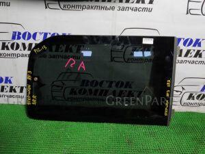 Стекло боковое на Honda Stepwgn RF3