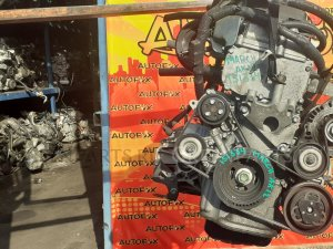 Двигатель на Nissan March AK12 CR12DE