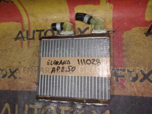 Радиатор печки на Nissan Elgrand APE50 VQ35DE