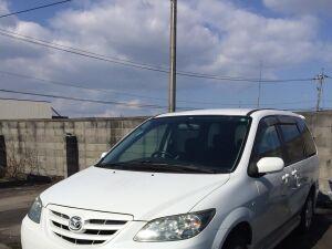 Рычаг на Mazda Mpv LW3W L3-DE