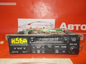 Магнитофон на Mitsubishi Pajero Mini H58A 4A30