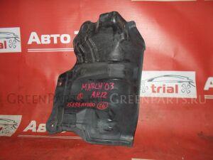 Защита двигателя на Nissan March AK12 CR12DE