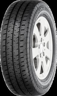 Летнии шины General tire Eurovan 2 205/75 16 дюймов новые в Мытищах