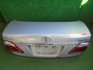 Крышка багажника на Toyota Crown GRS201 4GR-FSE