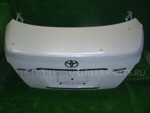 Крышка багажника на Toyota Mark X GRX125 4GR-FSE