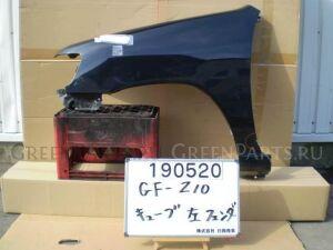 Крыло переднее на Nissan Cube Z10 CG13DE