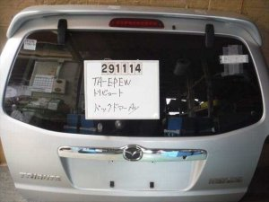 Дверь задняя на Mazda Tribute EPEW YF-DE