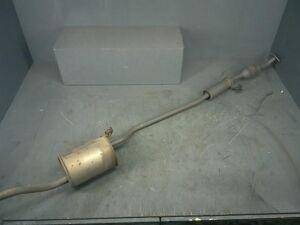 Глушитель на Nissan DAYZ B21W 3B20