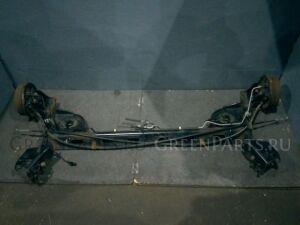 Балка подвески на Nissan Note E11 HR15DE