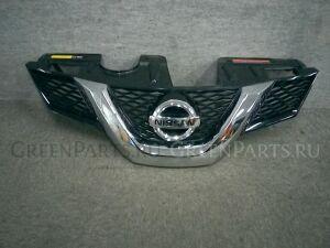 Решетка радиатора на Nissan X-Trail HNT32 MR20DD