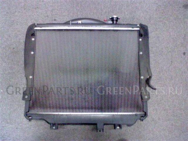 Радиатор двигателя на Nissan Atlas SZ5F24 ZD30DDTI