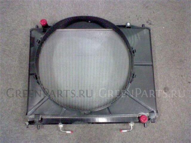 Радиатор двигателя на MMC;MITSUBISHI Pajero V87W 6G75