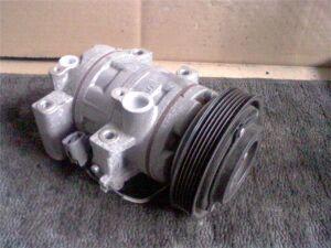 Компрессор кондиционера на Mazda Bongo SKP2V L8