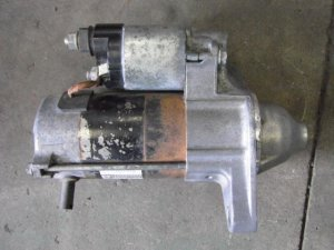 Стартер на Toyota Vitz NCP95 2NZ-FE