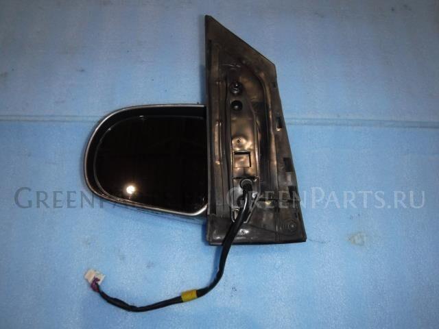 Зеркало двери боковой на Mazda Mpv LW3W L3-DE