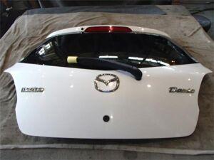 Дверь задняя на Mazda Demio DE3FS ZJVEM