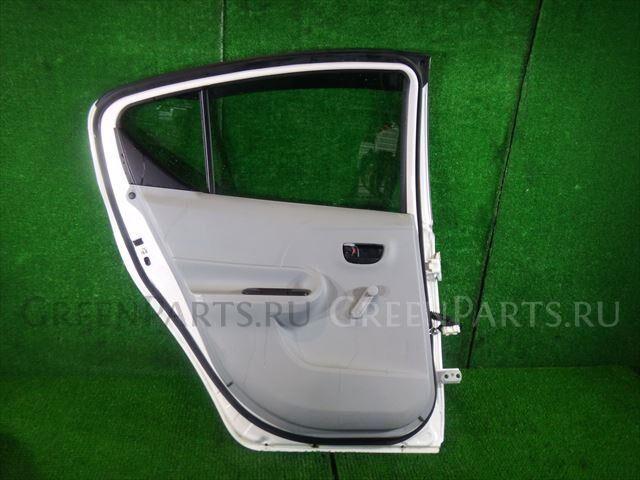 Дверь боковая на Toyota Aqua NHP10 1NZ-FXE