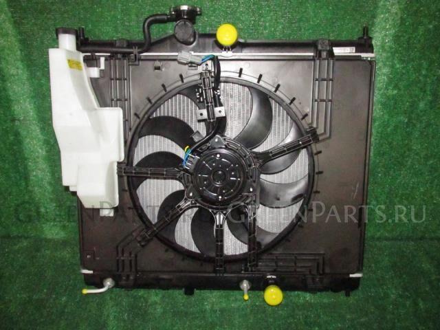 Радиатор двигателя на Nissan NV 200 BANET M20 HR16DE