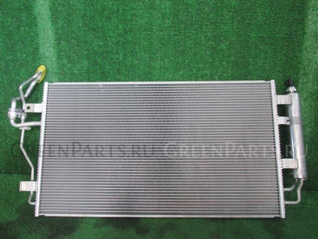 Радиатор кондиционера на Nissan Leaf ZE1 EM57