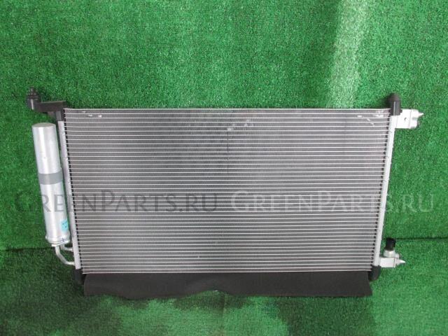 Радиатор кондиционера на Nissan Juke YF15 HR15DE
