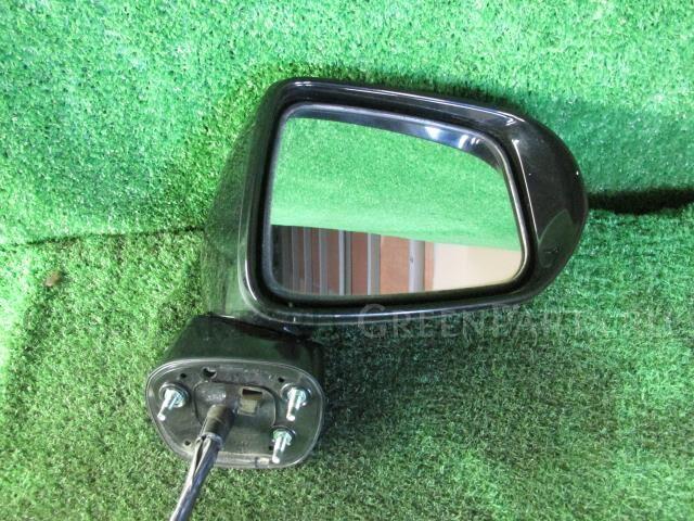Зеркало двери боковой на Honda Fit GD1 L13A
