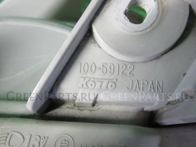 Фара на Suzuki Wagon R MH22S K6AT 100-59122