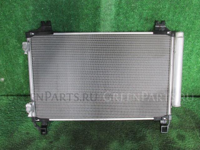 Радиатор кондиционера на Toyota Ractis SCP100 2SZ-FE