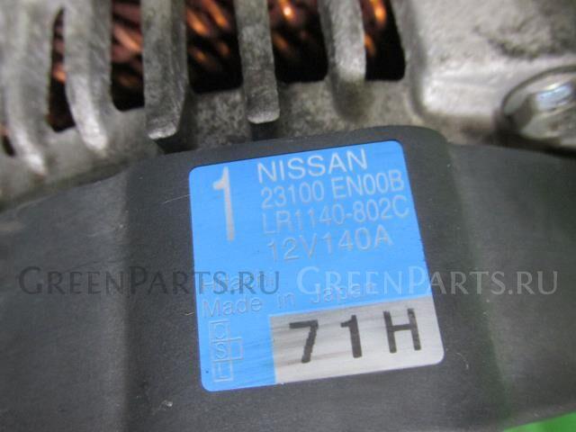 Генератор на Nissan March K11 CG10DE