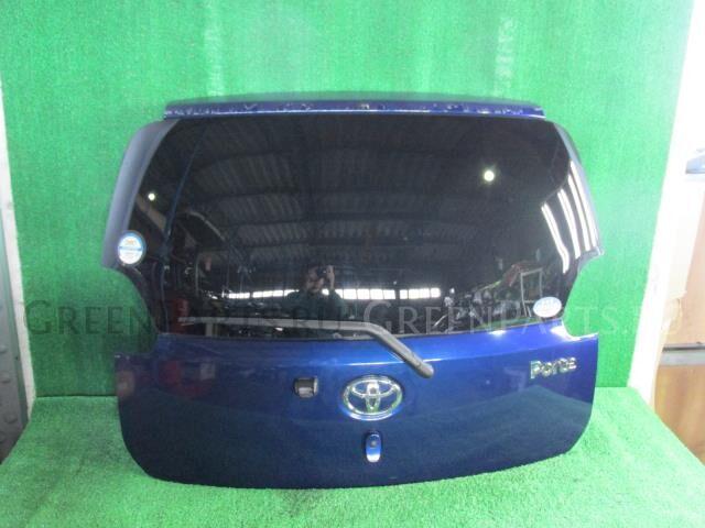 Дверь задняя на Toyota Porte NNP10 2NZ-FE